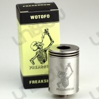Authentic Wotofo Freakshow Rebuildable Dripping Atomizer