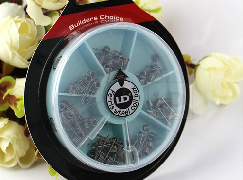 Youde UD Ferris Wheel Kanthal A1 Coil Box