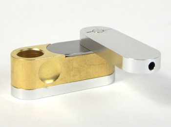 """Brass Foldable Pipe (2"""")"""