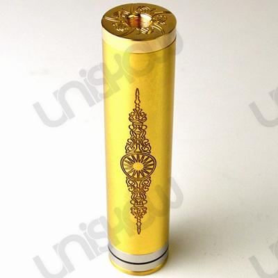 Antigo 18650 Mechanical Mod Clone (GOLD)