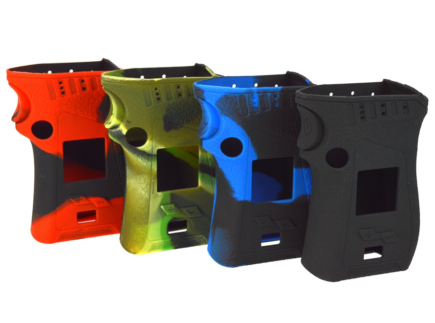 Silicone Sleeve for SMOK MAG 225W TC Mod - Right-Handed Edition