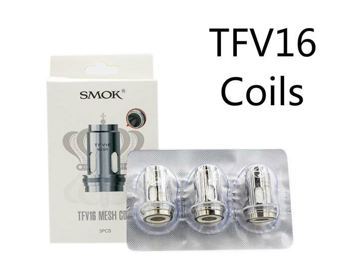 SMOK TFV16 Replacement Mesh Coils