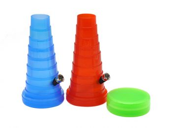 Portable Plastic Traveling Water Pipe