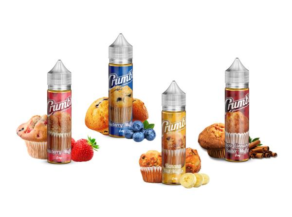 Crumbs E-Liquid 60ML