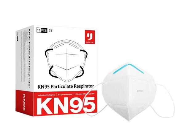 KN95 Particulate Respirator