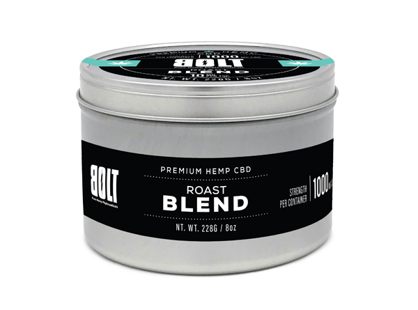 Bolt CBD Roast Blend