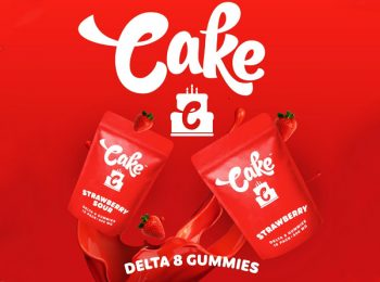 Cake Delta 8 Gummies